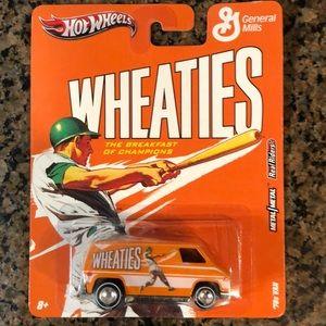 Hot Wheels Wheaties van